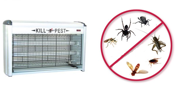 Συσκευή Pest Killer 20W! – TV