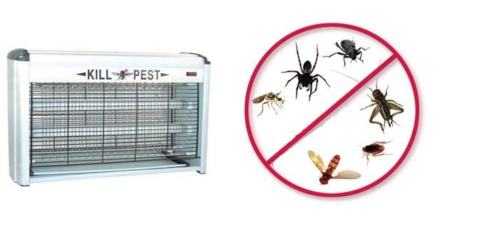 Συσκευή Pest Killer 20W! - TV κήπος και βεράντα   εντομοαπωθητικά