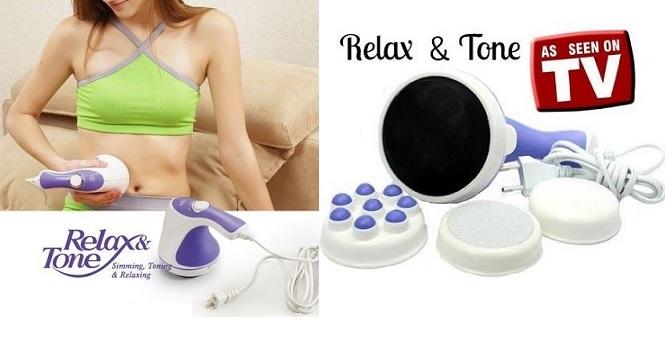 Σετ Massage Relax - TV υγεία  και  ομορφιά   μασάζ