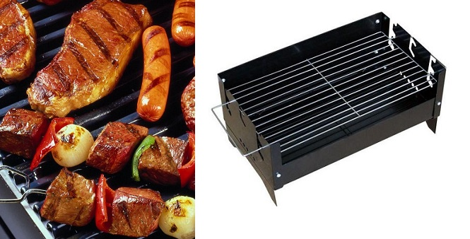 Mini Table Barbeque! - TV κήπος   ψησταριές   barbeque