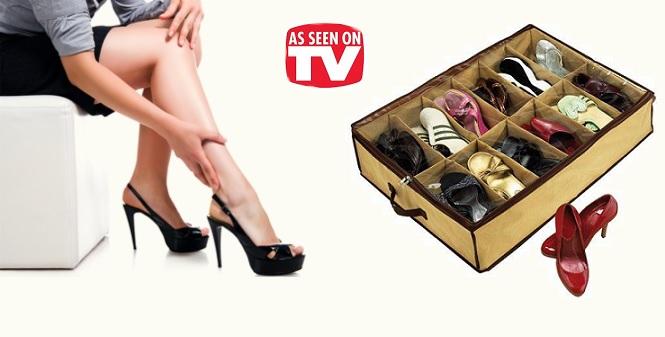 Διοργανωτής παπουτσιών! – TV