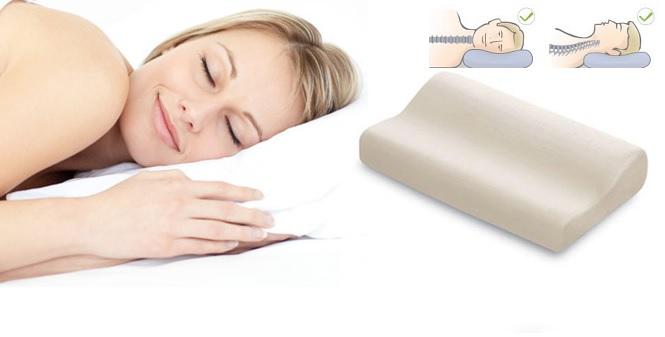Ανατομικό Μαξιλάρι Latex! Για πραγματικά ξεκούραστο & υγιή ύπνο - Master Styller