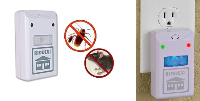 Συσκευή Απώθησης Τρωκτικών & Εντόμων - TV κήπος και βεράντα   εντομοαπωθητικά