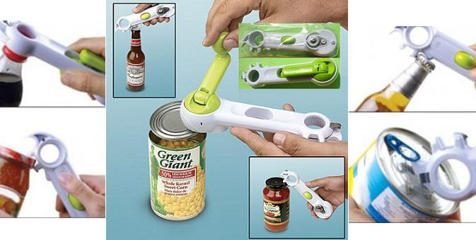 Πολυανοιχτήρι για κονσέρβες και μπουκάλια - TV αξεσουάρ και εργαλεία κουζίνας   άλλα αξεσουάρ κουζίνας