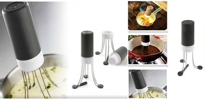 Αυτόματος Αναδευτήρας φαγητού που λειτουργεί με μπαταρίες! - TV για την κουζίνα   διάφορα κουζίνας