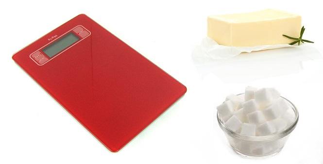 Ψηφιακή ζυγαριά Κουζίνας Ακριβείας - BCTK-EKS-51 οργάνωση κουζίνας   ζυγαριές κουζίνας
