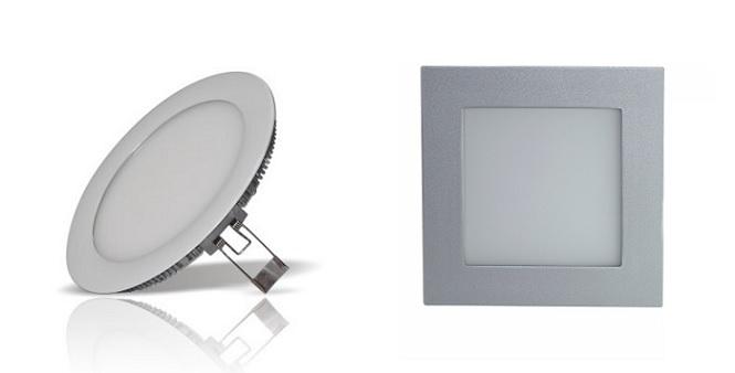 Φωτιστικό οροφής LED mini panel! – TV