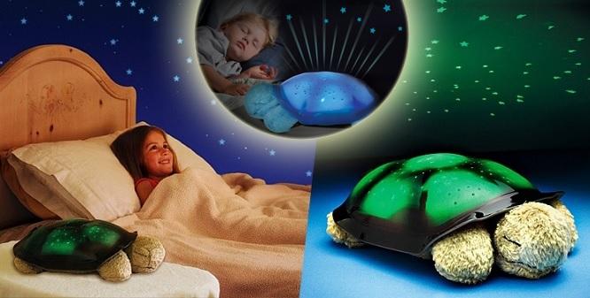 Νυχτερινό Φωτιστικό Χελωνάκι Έναστρος Ουρανός για Μωρά με Μελωδίες για έναν Μαγε παιχνίδια  παιδί  και  βρέφος   έξυπνα   εκπαιδευτικά παιχνίδια