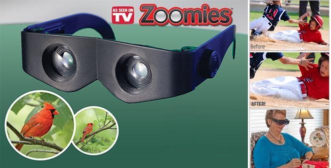Γυαλιά μεγέθυνσης! - TV gadgets   gadgets