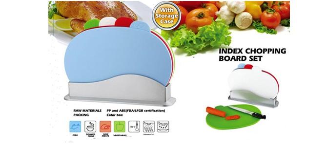 Πρακτικές και Υγιεινές Επιφάνειες Κοπής με Θήκη Στήριξης - TV για την κουζίνα   διάφορα κουζίνας