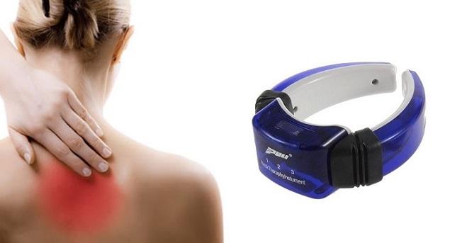 Φορητή Συσκευή Μασάζ Αυχένα, με 6 Λειτουργίες! - TV γυμναστική  και  fitness   παθητική γύμναση   μασάζ