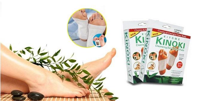 Επιθέματα Πελμάτων KIYOME KINOKI για αποτοξίνωση του οργανισμού - 20τμχ - TV υγεία  και  ομορφιά   σόλες   πέλματα