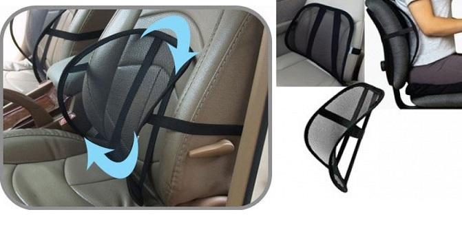 Στήριγμα πλάτης για το αυτοκινήτου η την καρέκλα γραφείου - OEM υγεία  και  ομορφιά   αντιμετώπιση πόνου