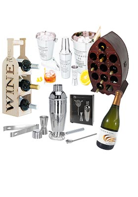 Drink and wine accessories
