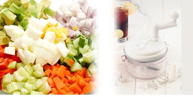 Πολυκόφτης λαχανικών Swift Chopper!! – TV