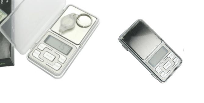 Ηλεκτρονική ζυγαριά τσέπης ακριβείας MH-500 - Pocket Scale εργαλεία για μαστορέματα   ηλεκτρικά εργαλεία