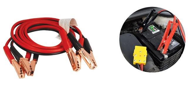 Σετ Ενισχυμένων Καλωδίων Φόρτιση Μπαταρίας 120amp! - Charging Cables αξεσουάρ αυτοκινήτου   επισκευή   συντήρηση   φορτιστές