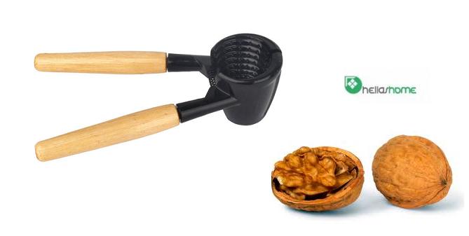 Καρυοθραύστης – ανοιχτήρι με ξύλινα χερούλια – TV