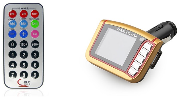 "Car MP3-MP4 Music & Video Player με FM Transmitter και 1,8"" LCD οθόνη - MP4 MODU gps και είδη αυτοκινήτου   ηχοσυστήματα αυτοκινήτου"
