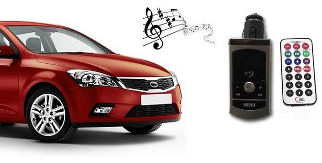 MP3 Transmitter (με τηλεχειρισμό), για να σας συνοδεύει η αγαπημένη σας μουσική  αξεσουάρ αυτ του   φορτιστές βάσεις κινητών αυτ του