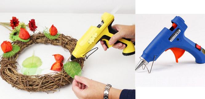 Πιστόλι σιλικόνης! - TV εργαλεία για μαστορέματα   αξεσουάρ  και  αναλώσιμα ηλεκτρικών εργαλείων