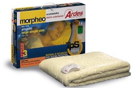 Ηλεκτρική Κουβέρτα Διπλή Ardes Morpheo 423! - Ardes είδη θέρμανσης ψύξης   ηλεκτρικές κουβέρτες