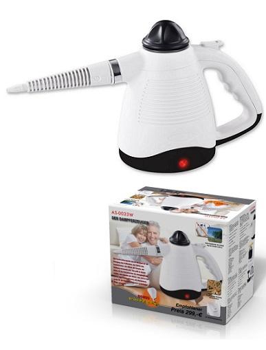 Ατμοκαθαριστής 900W Steam Cleaner AS-0033W - Steam Cleaner είδη καθαρισμού   γενικής χρήσης