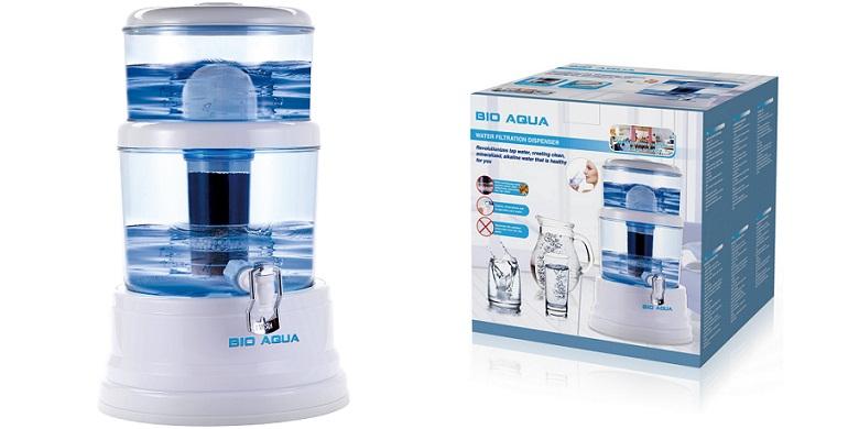 Φίλτρο Νερού Βρύσης 7 Στρωμάτων χωρητικότητας 16 Λίτρα, ιδανικό για το γραφείο ή αξεσουάρ και εργαλεία κουζίνας   δοχεία και φίλτρα νερού