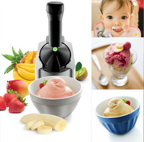 Fruit Ice Cream Maker - Παρασκευαστής Παγωτού από Φρούτα - FruitIceCream ηλεκτρικές οικιακές συσκευές   παγωτομηχανές