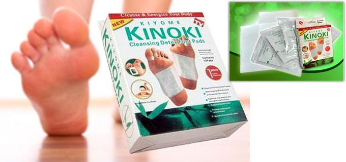 Επιθέματα Πελμάτων KIYOME KINOKI για αποτοξίνωση του οργανισμού - 50τμχ - TV υγεία  και  ομορφιά   σόλες   πέλματα