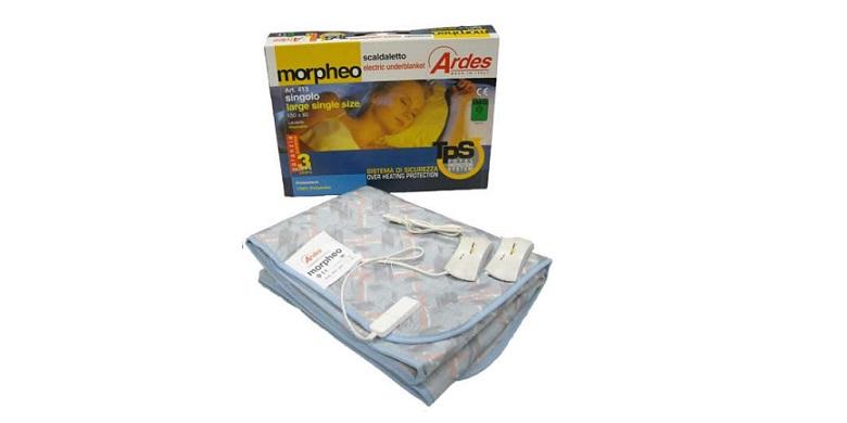 Ηλεκτρική Κουβέρτα Διπλή Ardes Morpheo 424! - Ardes είδη θέρμανσης ψύξης   ηλεκτρικές κουβέρτες