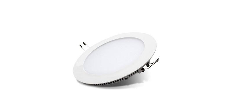 Φωτιστικό Οροφής Ultra Slim Led Panel Light 12W/75W! - CTK-LedPanel12W διακόσμηση και φωτισμός   φωτιστικά