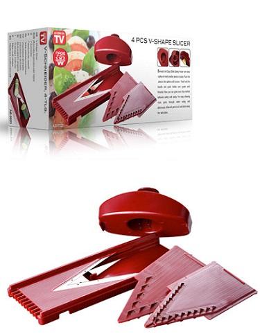 Multi Slicer, Εξυπνος Πολυκόφτης Λαχανικών και φρούτων AS-0023 - Multi Slicer για την κουζίνα   κουζινομηχανές πολυκόφτες