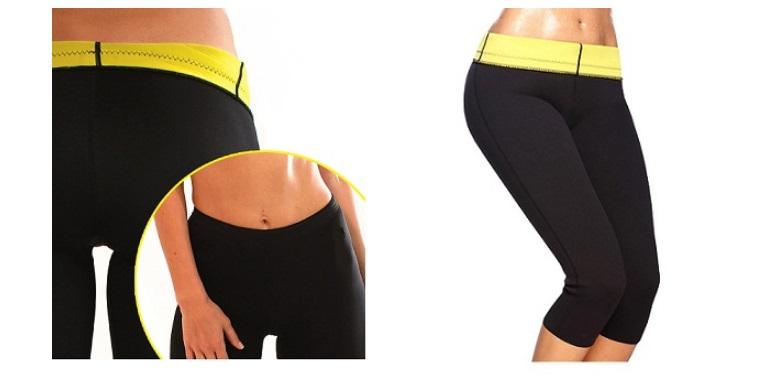 Κολάν εφίδρωσης Lastex Αντι-αλλεργικό Κολάν Εφίδρωσης για τοπικό αδυνάτισμα Hot  αθλητισμός και fitness   ρούχα  αξεσουάρ και φορητή τεχνολογία