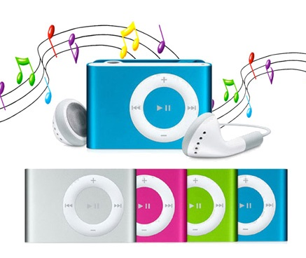 Mini portable MP3 Player Micro SD - Aluminum alloy - OEM τεχνολογία   cd   mp3 4   dvd   media players