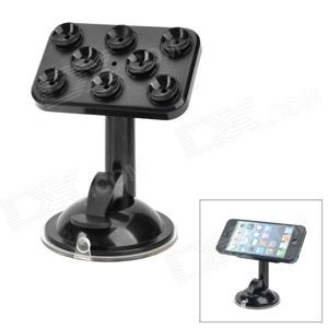 Βάση Αυτοκινήτου με Βεντούζες για GPS Συσκευές και Κινητά Τηλέφωνα - OEM gps και είδη αυτοκινήτου   βάσεις στήριξης για κινητά και tablets