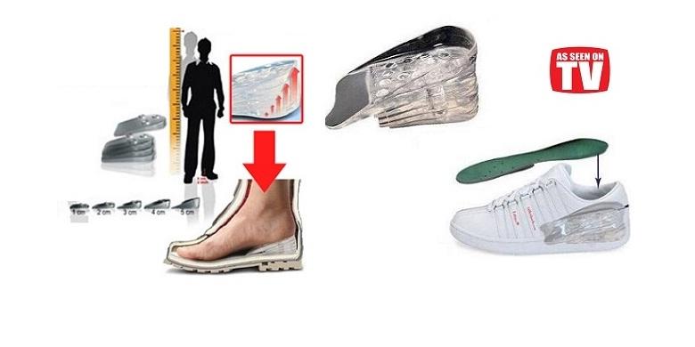 Πάτοι ανύψωσης Αύξησης Ύψους για να δείχνετε Ψηλότεροι - TV ξεκούραση και ευεξία   πάτοι και σόλες παπουτσιών
