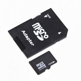 Κάρτα Μνήμης microSD SDHC 16GB με SD adapter Class 4 SD-5577 - microSD τηλεφωνία και tablets   aξεσουάρ για κινητά και tablets
