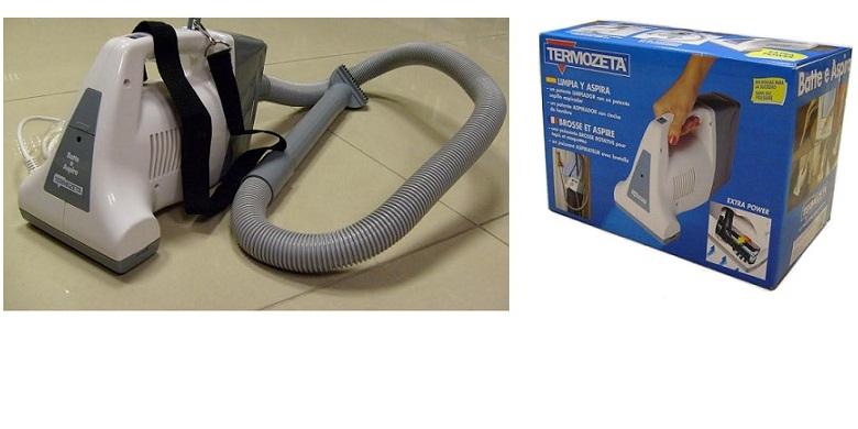 Σκουπάκι Termozeta Vacuum 200W TeVa-5072 - Termozeta καθαριότητα και σιδέρωμα   ατμοκαθαριστές