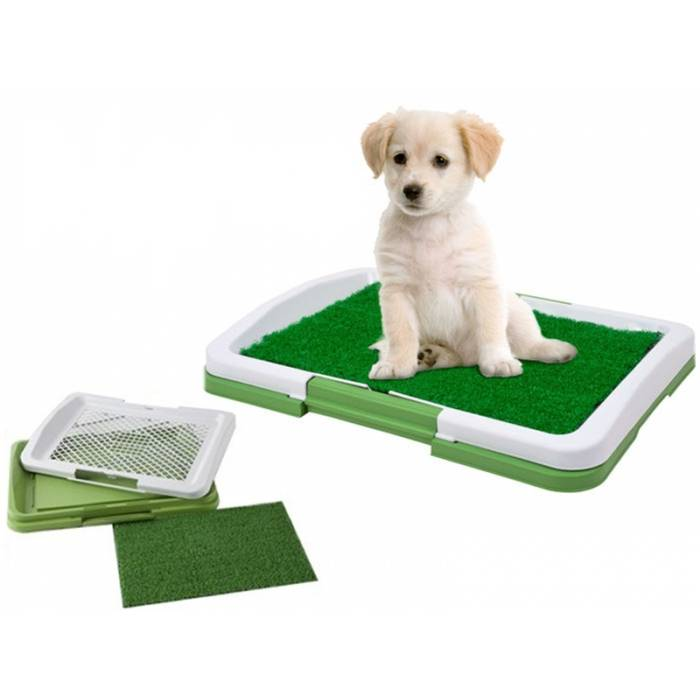 Φορητή Τουαλέτα για Κατοικίδια Puppy Toilet Training Tray  00004975