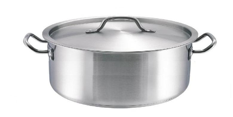 Κατσαρόλα χαμηλή 13cm με μεταλλικό καπάκι της BLAUMANN BL-1328! - Blaumann σκεύη μαγειρικής   κατσαρόλες
