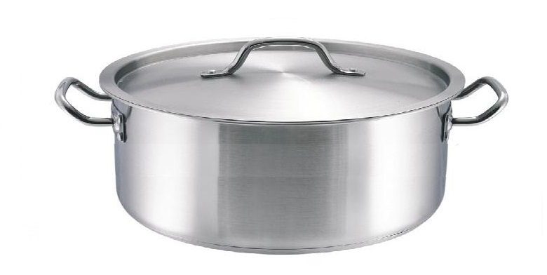 Κατσαρόλα χαμηλή 16cm με μεταλλικό καπάκι της BLAUMANN BL-1329! - Blaumann σκεύη μαγειρικής   κατσαρόλες