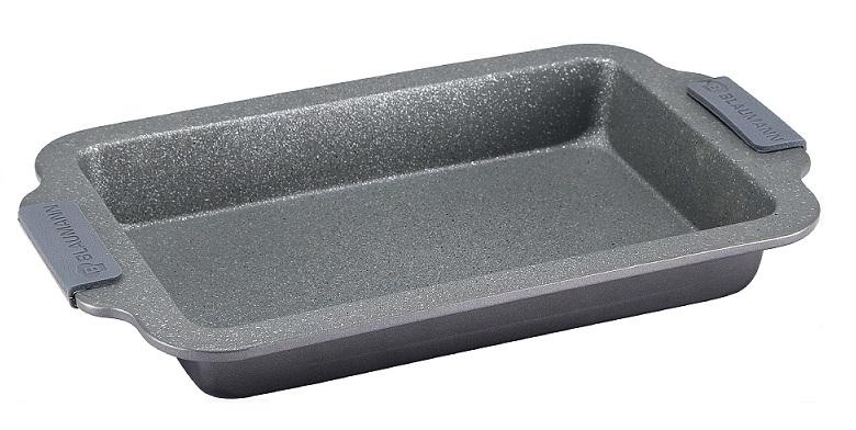 BLAUMANN BL-1581 Ταψί 40cm Grey Granit Line - Blaumann μαγειρικά σκεύη   ταψιά φούρνου