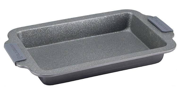 BLAUMANN BL-1582 Ταψί 46cm Grey Granit Line - Blaumann μαγειρικά σκεύη   ταψιά φούρνου