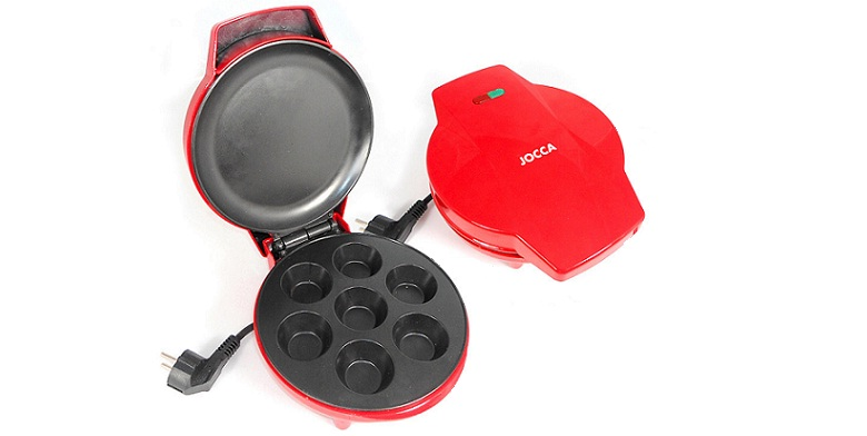 JOCCA 5512 Παρασκευαστής Muffin Cupcake maker 900W - JOCCA home & life