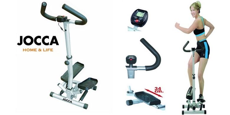 Jocca Στέπερ γυμναστικής Swing Stepper 6107 - JOCCA home & life αθλητισμός και fitness   όργανα γυμναστικής