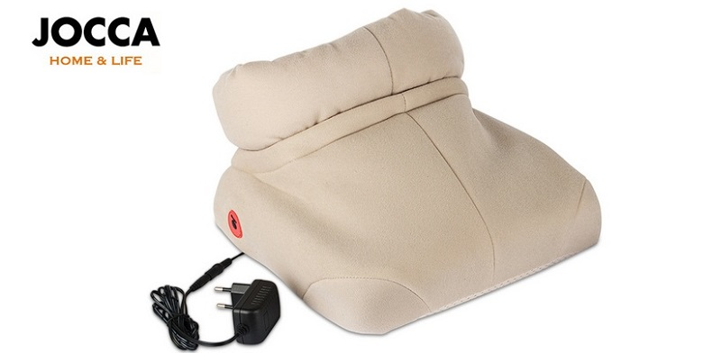 Jocca 6000 Ηλεκτρική θερμοφόρα Ποδιών & Μασάζ - JOCCA home & life είδη θέρμανσης ψύξης   θερμοφόρες