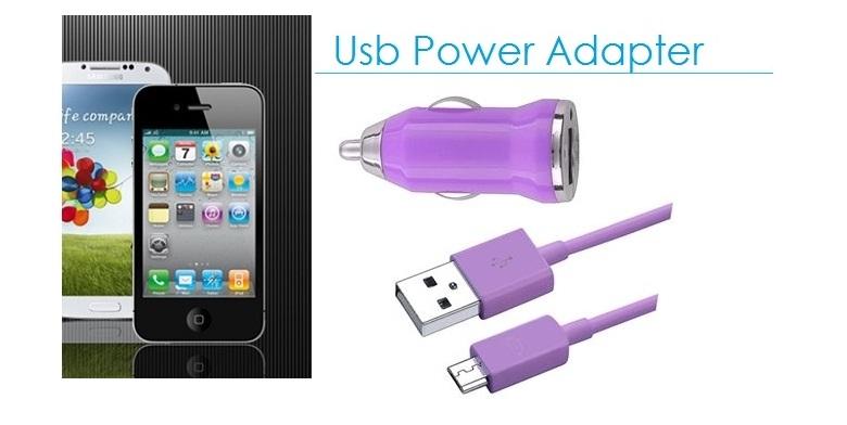 Φορτιστής Αυτοκινήτου για Smartphones! - Usb Power Adapter gps και είδη αυτοκινήτου   φορτιστές usb για το αυτοκίνητο
