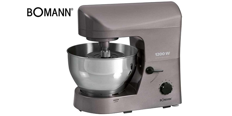 Κουζινομηχανή BOMANN KM 370 CB 1200W   Bomann 00005462