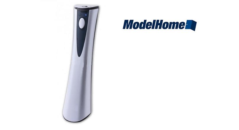 Φορητό Ασύρματο Ηλεκτρονικό Σύστημα Καθαρισμού Αέρα - Ιονιστής Σπιτιού MODEL HOM υγεία και ομορφιά   ξεκούραση και ευεξία